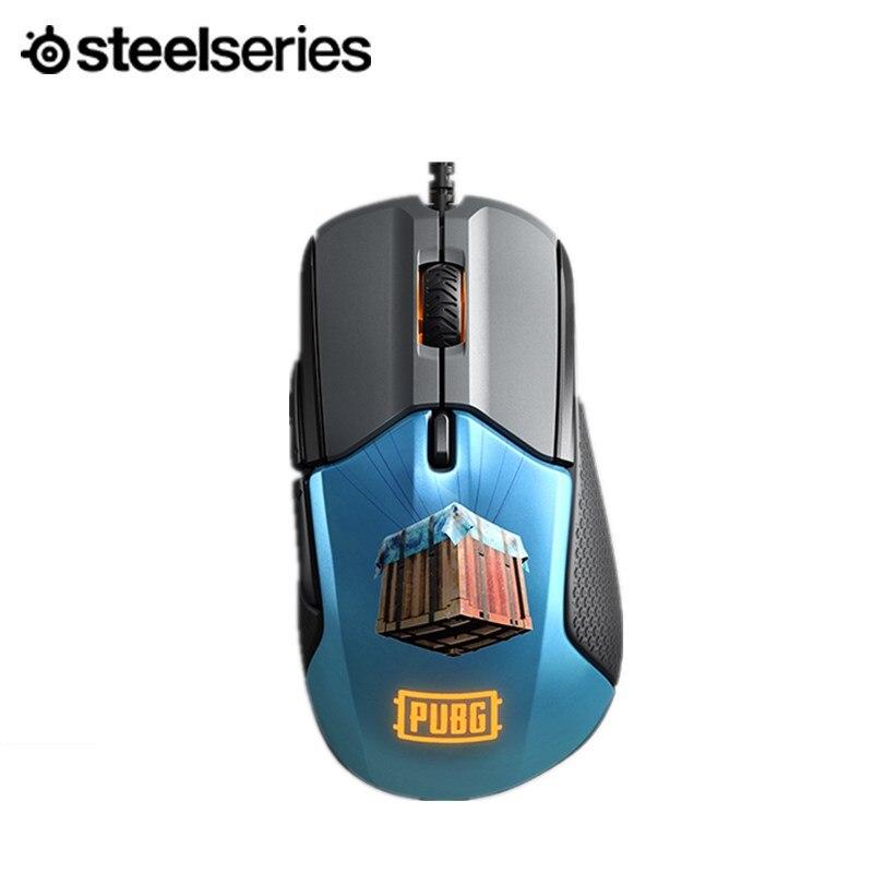 Steelseries Rival310 souris de jeu souris d'ordinateur de jeu hurlement Original CSGO