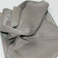 BLOCK EMF Stripe Silver Fabric Used For Bra Lining