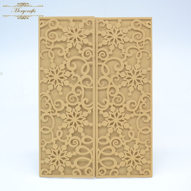 Laser cut mr115 snowflake nepali marriage doc wedding invitation laser cut mr115 snowflake nepali marriage doc wedding invitation card stopboris Images