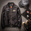 Spring Mens Aviator Pilot Jackets New Army Millitary Classic Flight Bomber Coat Kanye West Jaqueta Masculina Chaqueta Hombre