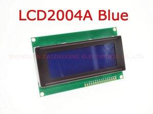 Image 2 - SUQ LCD Board 2004 20*4 LCD 20X4 5Vหน้าจอสีน้ำเงินLCD2004จอแสดงผลLCDโมดูลLCD 2004สำหรับarduino