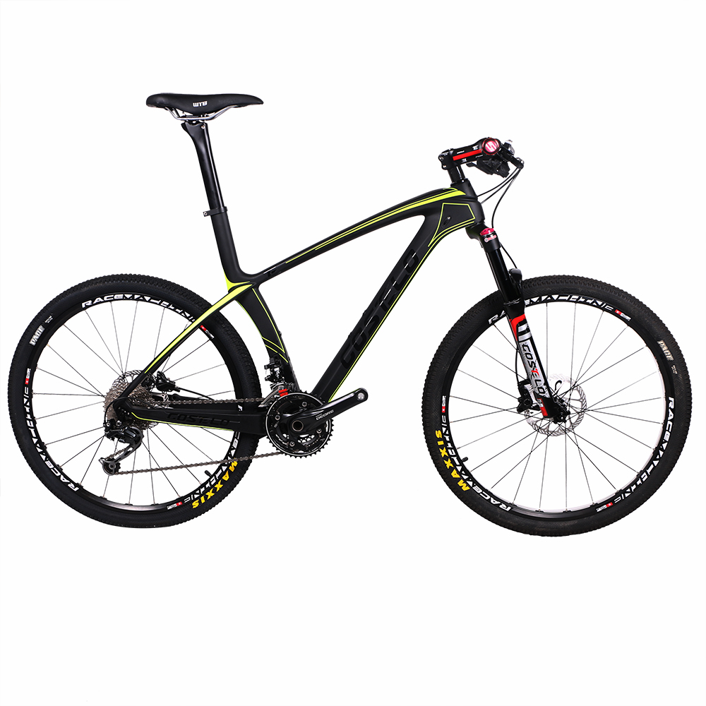Costelo Ultimate 9.9 marco de la bicicleta Mtb Bicicleta de Montaña 27.5 Marco 6