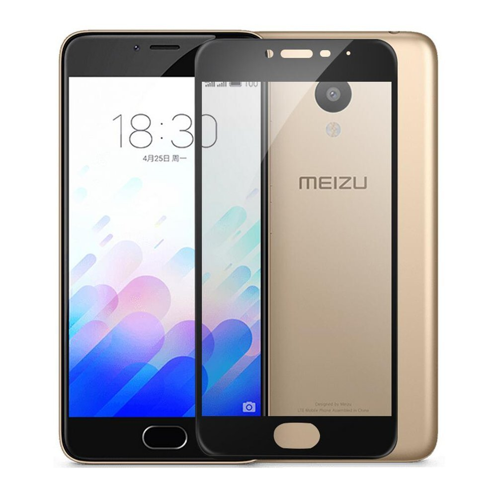 0.26mm 9H Tempered <font><b>Glass</b></font> Full Cover For <font><b>Meizu</b></font> M3 <font><b>Mini</b></font> <font><b>M3S</b></font> M3 Note M3E M5 Note U10 U20 Max MX6 Screen Protector Film Protect Sklo image