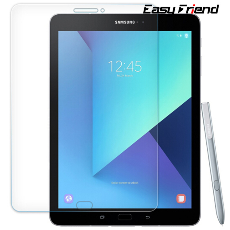 For Samsung Galaxy Tab S3 T719 SM-T719 SM-T820 T820 T825 8.0 9.7 Inch Tablet Screen Protector Protective Flim Tempered Glass
