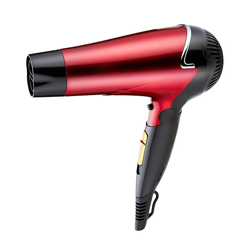 Foldable Handle Electric Hair Dryer Hair Blower 2200w 5gears Hot/cold Air Anion Thermostatic Use For Household Hotel Trevel Dorm