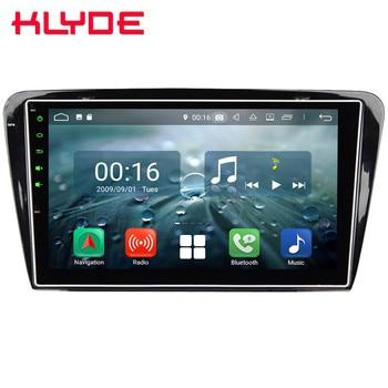 "10.1"" IPS Octa Core 4G Android 8.1 4GB RAM 64GB ROM RDS BT Car DVD Multimedia Player Radio Stereo For Skoda Octavia A7 2014-2017"