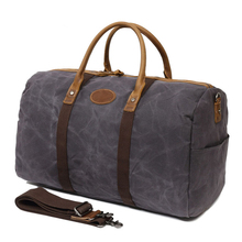 Vintage Military Large Capacity Travel Bag Men Hand Luggage Travel Duffle Bag Canvas HandBags For Male Waterproof Canvas Bag