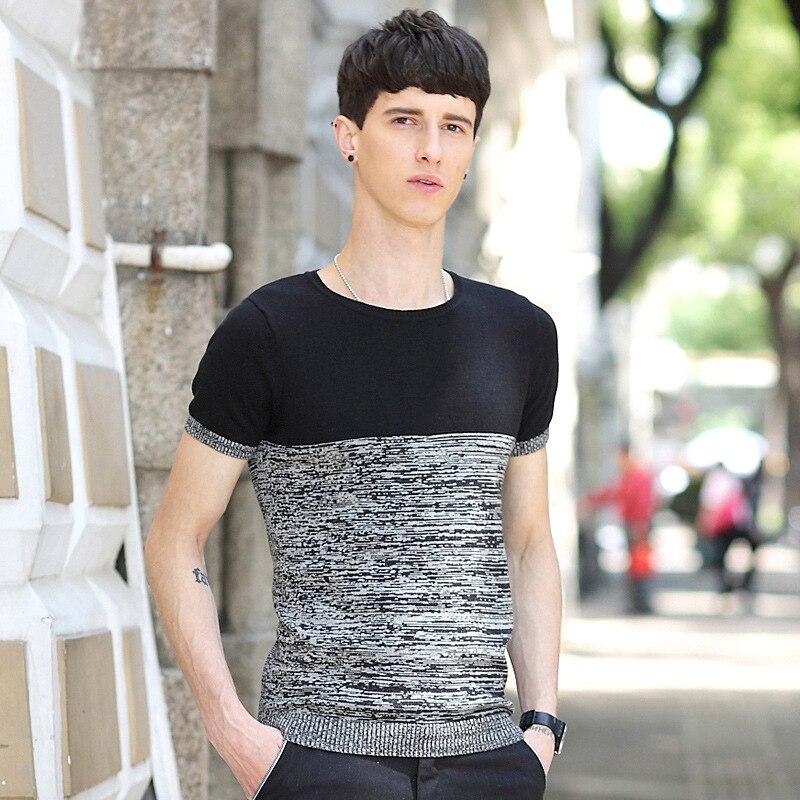 Fashion casual men's Brand Tshirt Male Short Sleeve T Shirt O-Neck Men  Tee Tops Shirt Homme T Shirts