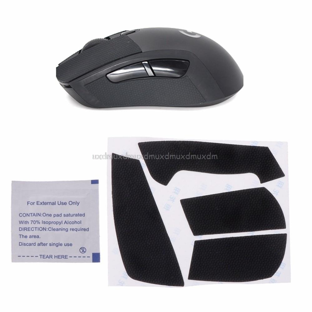 1 Set Seite Pads Maus Füße Maus Skates Seite Aufkleber Für Logitech G403 J05 19 Dropship 100% Hochwertige Materialien