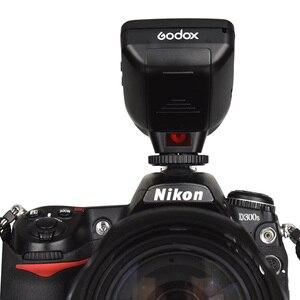 Image 5 - Godox xpro n w trybie i ttl II 2.4G bezprzewodowy wyzwalacz szybka synchronizacja 1/8000 s X system z ekranem LCD nadajnik dla Nikon DSLR