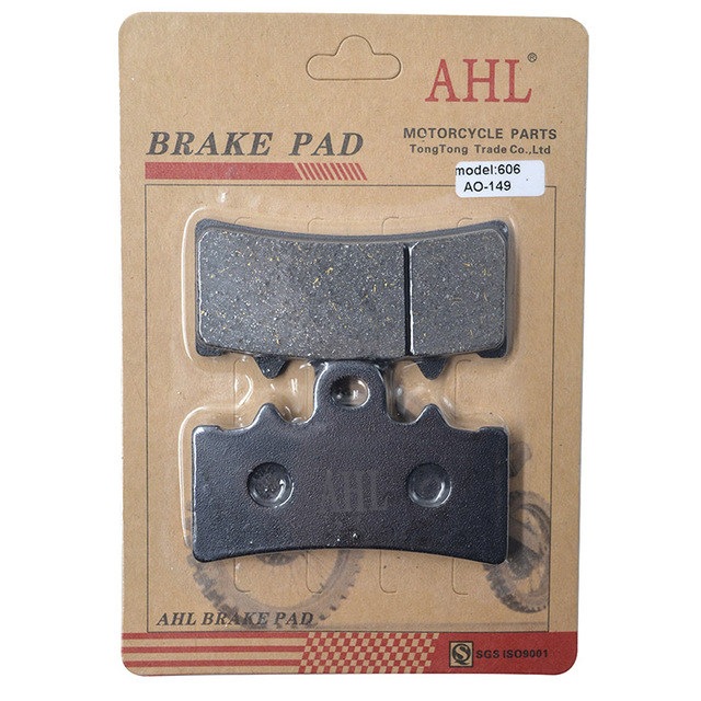 AHL Motorcycle Front & Rear Brake Pad For KTM Duke 125 200 250 390 (4T) RC125 RC390 For BMW C400X 2018 G310R G310GS 2017-2018 5