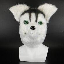 Animal Masks Animal Themed Costumes Horrible Rabbit Mask Felt Plastic Cosplay Prop Halloween Accessories Men Women Face Mask