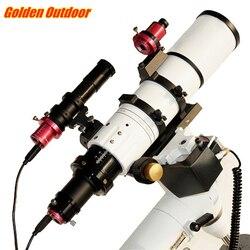 Астрономическая камера с высоким разрешением T7, высокая чувствительность, электро телескоп, окуляр, Планетарная камера для руководства аст...