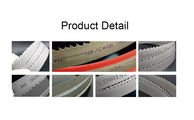 "x 3//4/""x0.35/"" 10//14 Band Saw Blade M42 Bi-metal  Material Cutting 115/"" 9/' 7/"""