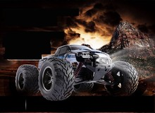RC Truck 9115 45kmH 2.4 GHz Remote Control Dirt  Bike Crawler Drift Carrinho Controle Remoto Bigfoot High Speed Car FSWB