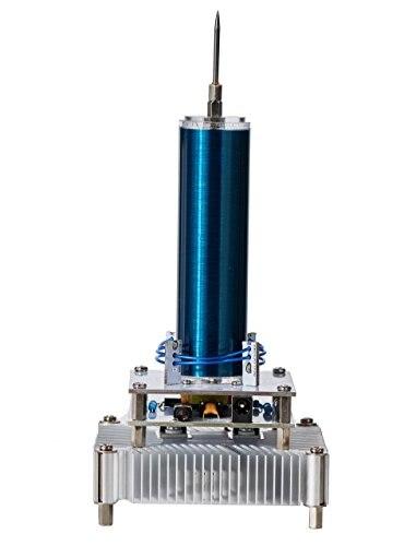 Kit de modèle d'expérience de Transmission sans fil de haut-parleur de Plasma de bobine de Tesla de musique
