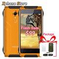 БЕСПЛАТНО ФИЛЬМ HOMTOM HT20 Android 6.0 4.7 дюймов Водонепроницаемый Пыленепроницаемый Ударопрочный 4 Г LTE MTK6737 Quad Core 2 ГБ + 16 ГБ Мобильных Телефонов