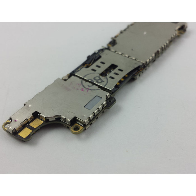 32GB for iphone 4s Motherboard, 100% Original & Unlocked for iphone 4s Mainboard with Chips,Free Shipping & Good Working