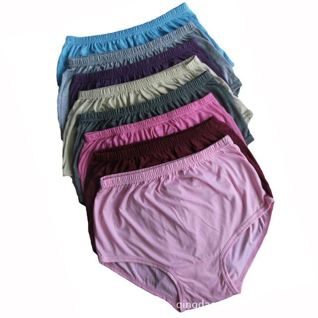 3820563d510c57 2Pcs/lot 2019 New Arrival Men Underwears women panties men's briefs Plus  Size 4XL Soft and comfortable woman Panties