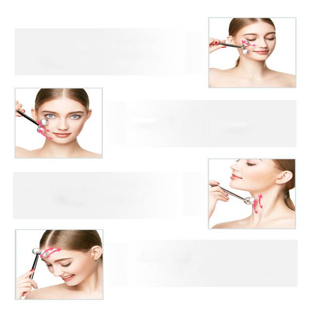 Mini Facial Roller Massager