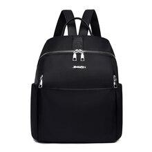 Fashion Waterproof Oxford Backpack Girls Schoolbag Crossbody Bag High Quality Women Backpacks Mochila Feminina