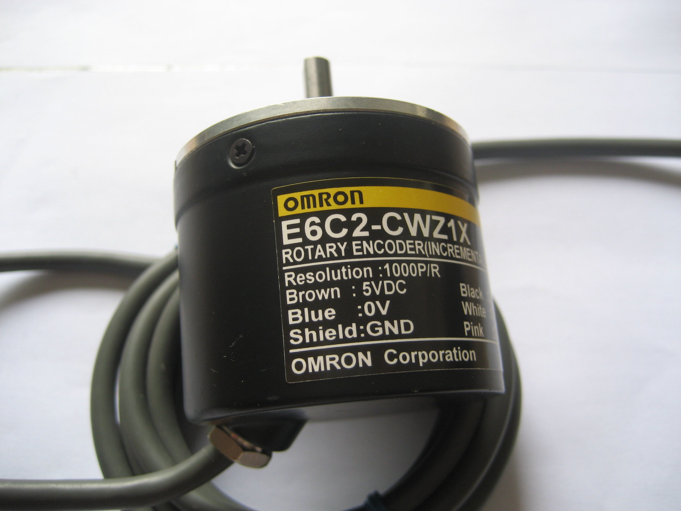 FREE SHIPPING Servo Motor Encoder E6c2-cwz1x 1500P/R
