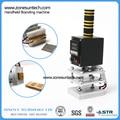 8*10cm 500W Handheld leather wood paper embossing tool, hot stamping machine tool, manual logo embosser, wood branding iron