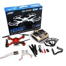 JJRC H12C RC Drone Quadcopter Aéronefs 5 M HD cam et extral 2 batterie + 2 moteurs Hélicoptère Aaircraft Livraison gratuite