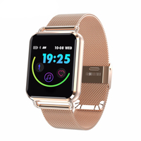 Q3 Men Smart watch Pedometer Dynamic Blood Oxygen Pressure fitness tracker Heart Rate waterproof smartwatch for Huawei IOS