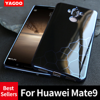 Huawei Mate9 Case Silicone Transparent Soft Case For Huawei Mate9 Case Yagoo Original Luxury Back Cover