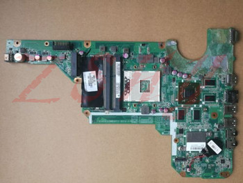 for HP Pavilion G4 G6 G7-2000 laptop motherboard DA0R33MB6F0 680569-001 680569-501 HM76 HD7670M DDR3 for hp 8540p 8540w laptop motherboard 595764 001 la 4951p motherboard ddr3 free shipping 100