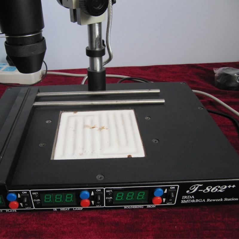 IRDA赤外線bgaリワークマシン、BGA SMD - 溶接機器 - 写真 4