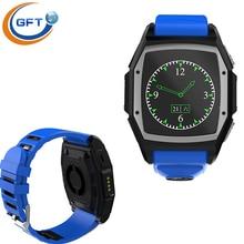 GFT GT68 Freies verschiffen! tragbare geräte bluetooth smartwatch mit pulsmesser täglichen leben wasserdicht mit kamera