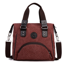 Canvas Women Messenger Bags Designer Handbags High Quality Women Famous Brand Shoulder Bag Female Clutch Bolsas