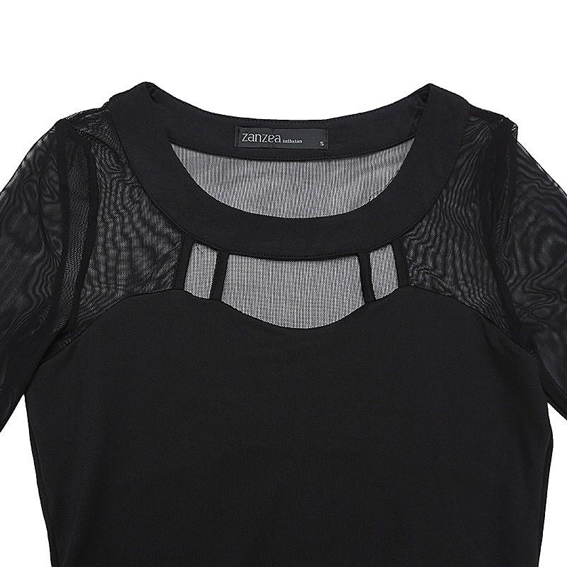 HTB1vWCTOFXXXXbxXVXXq6xXFXXXB - Autumn Sexy Long Sleeve O Neck Solid Blusas Shirts
