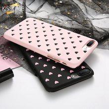 KISSCASE Heart Pattern Case For Samsung