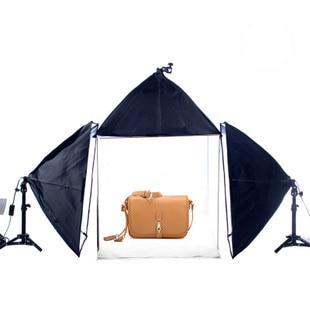 AdearStudio CD50 wholesale 60cm Photographic Equipmen photo Box light box Photography softbox kit
