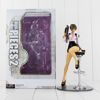 Sexy Japanese Anime Arcadia PIECES 2 Soldier Cyril PVC Action Figure Collection Model Toy Color Box