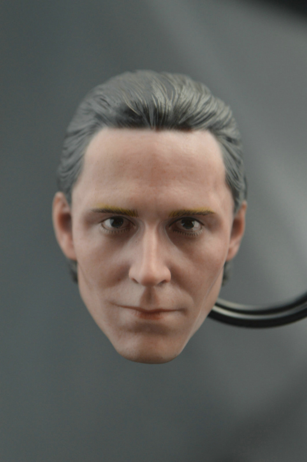 HOT FIGURE 1/6 HEAD SCULPT Tom Hiddleston HEADPLAY thor