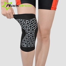 ROCKBROS 1PCS Sports & Outdoors Safety Protection Knee Pads Sports Kneepads Football Cycling Knees Protective Cover Protector