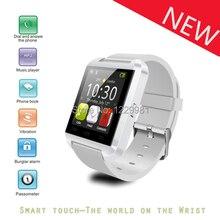 Neue U8 Wasserdichte Tragbare Smartwatch, Kamera Remote/Mediensteuerung/Freisprechen/anti-verlorene für Android/iOS