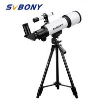SVBONY SV501 70 mm Astronomical Telescope  Monocular Moon Bird Watching Kids Adults Astronomy Beginners F9348B