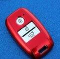 Высокое качество для KIA K3 K4 K5 Sorento carens ABS крышка клавиатуры, ключевой держатель, ключевая цепь, раковина ключа автомобиля аксессуары smart, флип ключ