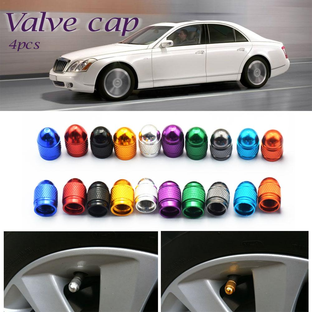 Exterior Accessories Car Stickers Provided 4 X Car Styling Aluminum Zinc Alloy Resident Evil Umbrella Car Tire Valve Caps Wheel Tires Tyre Stem Air Cap Airtight Covers Handsome Appearance