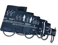 blood pressure cuff Extra arm single tube sphygmomanometer arm cuff nylon patient monitor nibp cuff