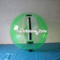 1.0mm TPU 2m Top Quality Water Walking Ball Zorbing Water Ball Giant Ball Zorb Balloon Inflatable Human Hamster Water Football