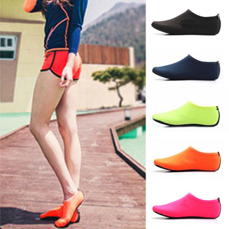 Durable Sole Barefoot Water Skin Shoes  (24)
