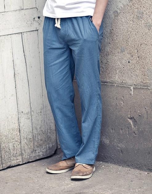 Molto 2015 estate uomo casual sport coulisse elastico in vita pantaloni  SQ45
