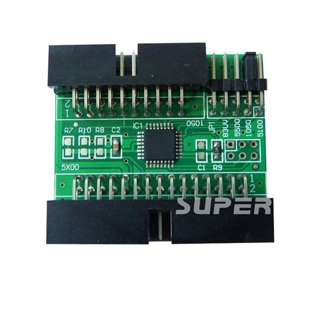 Decoder Card for HP DesignJet  1050/5100/5000/5500 Printers Chip Decoder with high quality