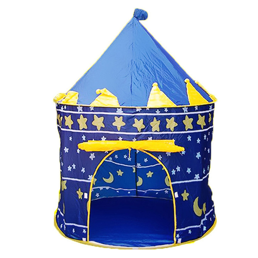 Princess Children Tent Game House Ball Pool Tent Baby Crawling Toy House Yurt Dropshipping June#06